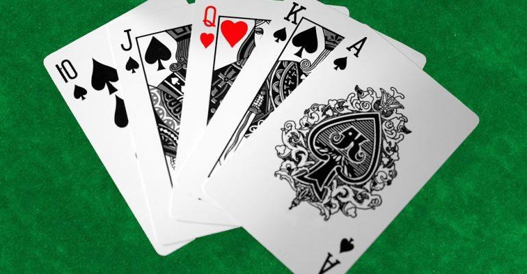 Самая высокая комбинация в покере