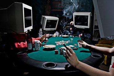 Играть в покер Техасский Холдем с компьютером