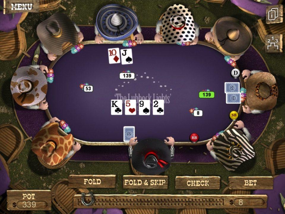король покера онлайн играть бесплатно