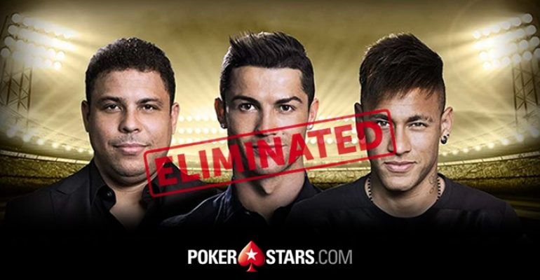 """Pokerstars говорит """"нет"""" спорту и прощается со всеми Рональдо"""