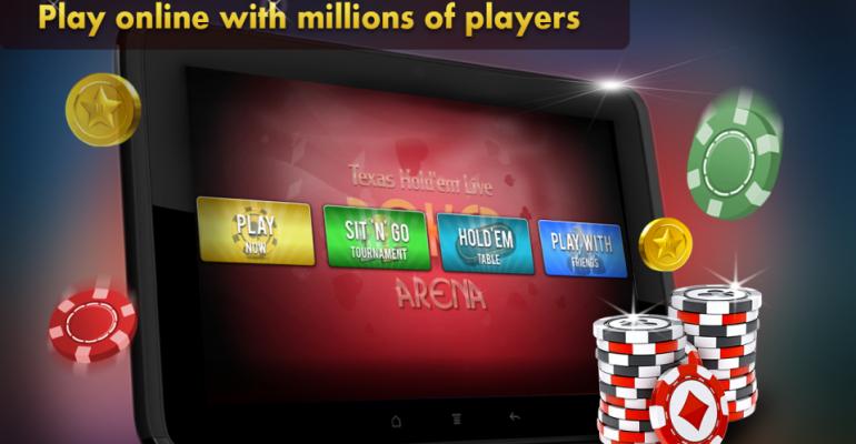 Можно ли скачать Покер Арена на андроид