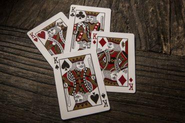 Расклады карт в покере по старшинству