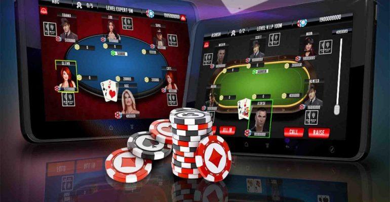 Играть онлайн в видео покер