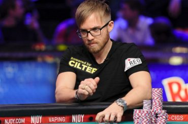 Мартин Якобсон проявил напористость на одном из турниров WSOP