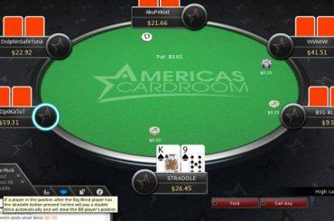 Americas Cardroom обещает бонусы новым игрокам