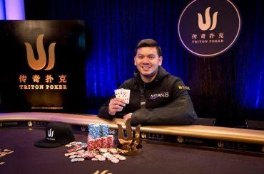 Майкл Сойза стал лучшим в турнире для хайроллеров на Asia Pacific Poker Tour