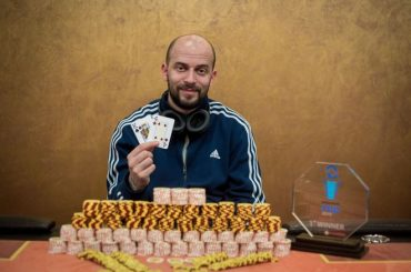 Димитриос Мичалидис выиграл хайроллер PokerNews Cup за 1 100 евро