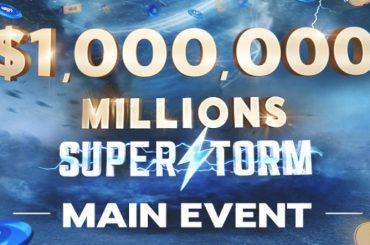 888poker Millions Supestorm: «SuperBellota» и «Gravemaker86» выигрывают по 10 тысяч долларов каждый