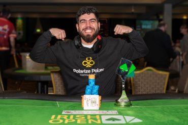 Андре «PTFisherman23» Маркес выигрывает главное событие WCOOP 2020 с бай-ином $ 5200 после трехсторонней сделки ($ 1 147 271)